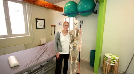 Neu im Viertel: Physiotherapie Stuckmann